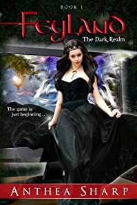 (FREE on 10/21) Feyland: The Dark Realm by Anthea Sharp - http://eBooksHabit.com