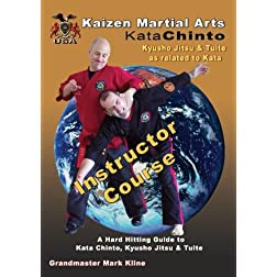 Mark Kline Chinto Instructor Course