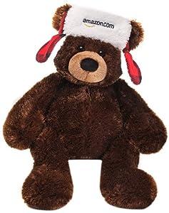 Gund 2013 Amazon Collectible Bear Plush by Gund