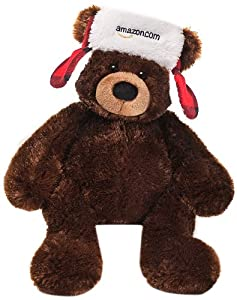 Gund 2013 Amazon Collectible Bear Plush