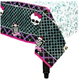 """American Greetings Monster High Plastic Table Cover (Party Supplies), 54 x 96"""""""