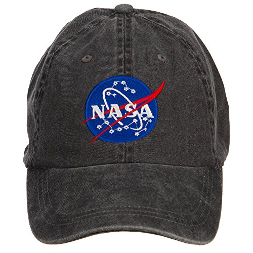 nasa-insignia-embroidered-washed-cap-black-osfm