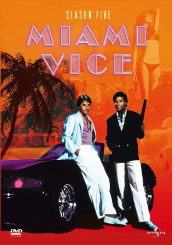 Miami Vice - Season Five [6 DVDs]
