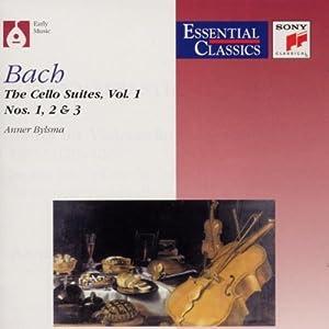 Bach:Cello Suites 1,2,3