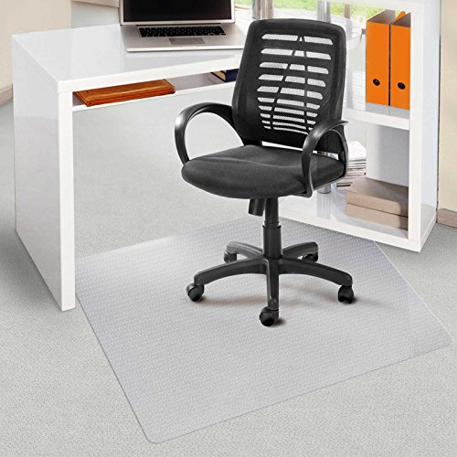 Pvc Office Furniture ~ Office marshal pvc chair mat for low medium pile