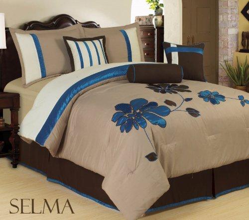 Floral Bedding 8352 front
