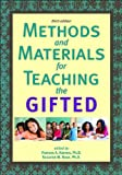 img - for Methods And Materials For Teaching The Gifted book / textbook / text book