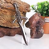 Devil May Cry5 DmC Dante sword Alloy Keychain
