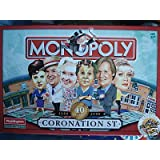 Monopoly Coronation Street 40 Years Special Edition