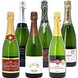 本格シャンパン製法の極上の泡6本セット((W0GX69SE))(750mlx6本ワインセット)
