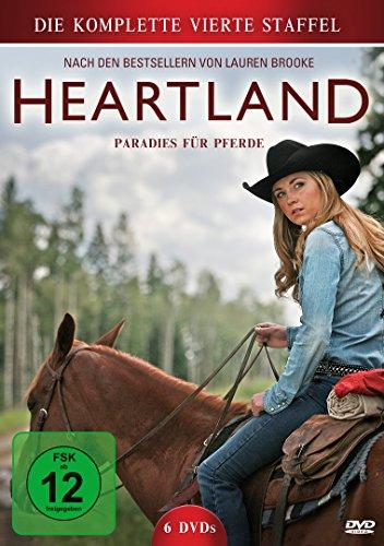 Heartland - Paradies für Pferde - Staffel 4 [6 DVDs]