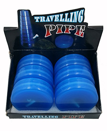 Discrete-Portable-Collapsible-Travel-Incense-Burner-Blue