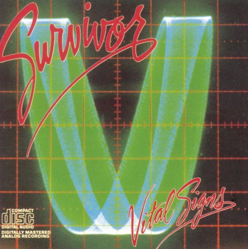 CD : Survivor - Vital Signs (CD)