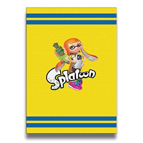Splatoon Amiibo Artwork