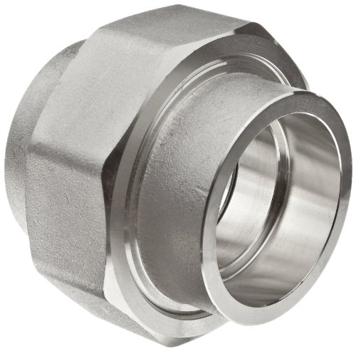 L forged stainless steel pipe fitting union