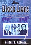 img - for Black Lions: The Creative Lives of Modern Ethiopia's Literary Giants and Pioneers by Molvaer, Reidulf K. (1997) Hardcover book / textbook / text book