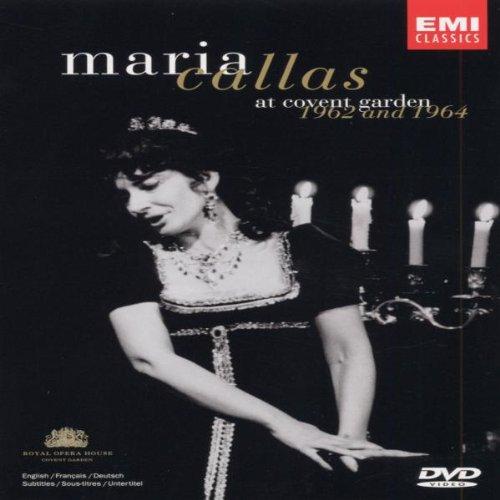 Maria Callas at Covent Garden [DVD] [2002] [Region 1] [NTSC]