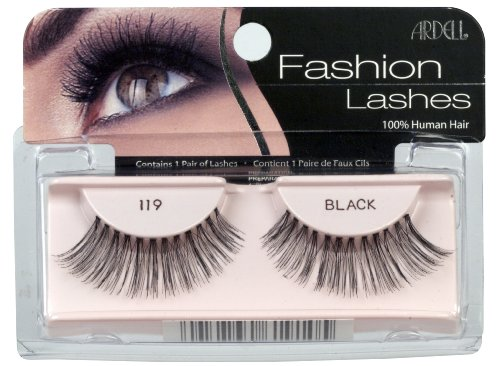 Ardell Fashion Lashes Pair – 119 (Pack of 4)