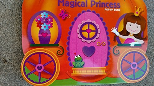Magical Princess Pop-Up Board Book - 1