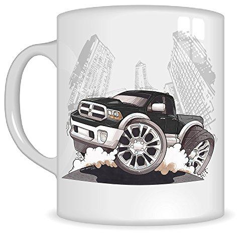 koolart-gifts-k3258-mg-cartoon-of-chrysler-dodge-ram-1500-caricature-black-chrysler-mug-gift-for-men