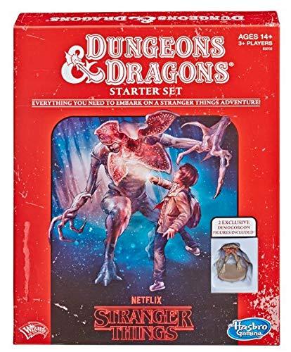 Stranger Things Dungeons Dragons
