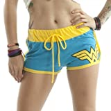 DC Comics Booty Shorts Juniors Girls