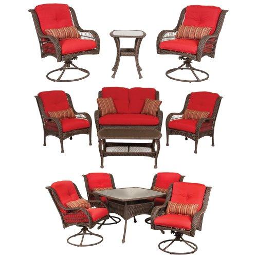 Array ~ 722938099535 La Z Boy Outdoor Bella Vista Patio Furniture Combo 5