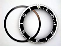 Bezel & Insert for Tudor Submariner Watch 7928, 7016 Black