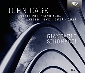 Cage: Music for Piano