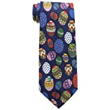 Easter Egg tie Mens Neck Ties by Ralph Marlin