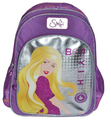 Simba Simba Steffi Love Be Stylish Backpack, Multi Color (18-Inch) (Multicolor)