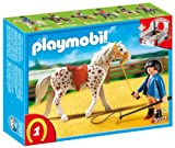 Playmobil 5107 Spotted Horse with Stall