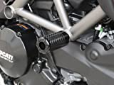 Frame sliders Carbon Ducati Hypermotard 796/1100/Evo/ Monster 600 2001/620/695/750 01-02/800/900 01-02/ Streetfighter/S/ 848 09-14