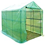 Outsunny 8' x 6' x 7' Outdoor Portable Large Greenhouse / Hot House
