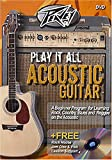 Peavey Presents, Play It All Acoustic Guitar Beginner