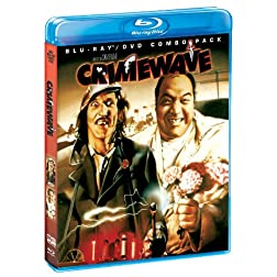 Crimewave (BluRay/DVD Combo) [Blu-ray]