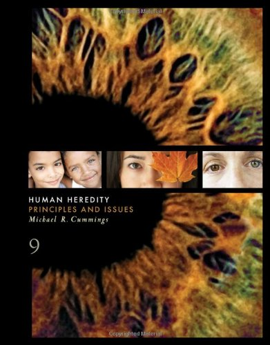 Human Heredity: Principles and Issues (Available Titles...