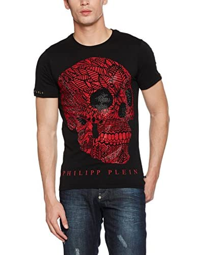 Philipp Plein Camiseta Manga Corta