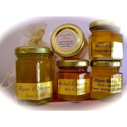 Wedding & Party Favors - 24 per case 3oz jars - 10% discount