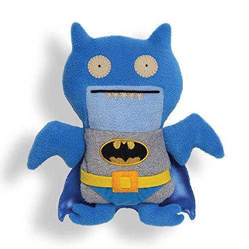 Uglydoll DC Comics Blue Ice-Bat as Batman