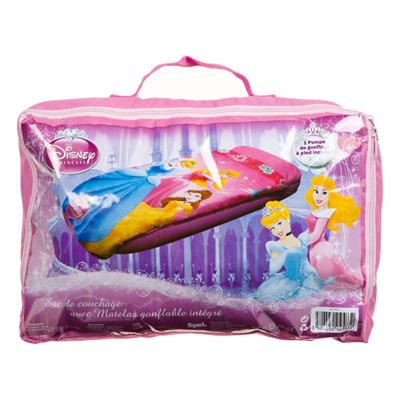 Spel 0211 ameublement et decoration sac de couchage avec matelas gonflable integre - Sac de couchage garcon avec matelas integre ...