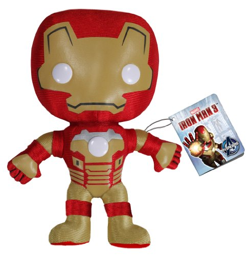 Funko Marvel Iron Man Movie 3: Mark 42 Plush