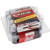 Ansmann Pile Alcaline Boite de 20 piles Alcalines LR06