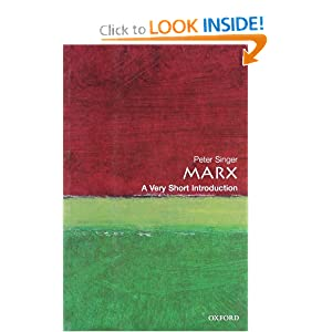 Marx. A very short introduction - Peter Singer