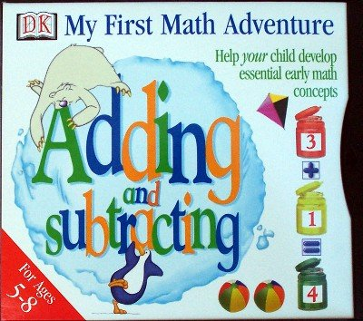 My First Math Adventure: Adding & Subtracting 1.1