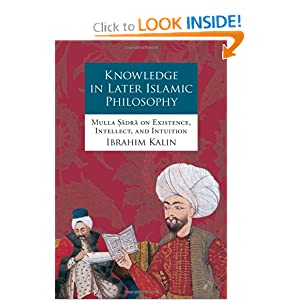Amazon.com: Knowledge in Later Islamic Philosophy: Mulla Sadra on ...
