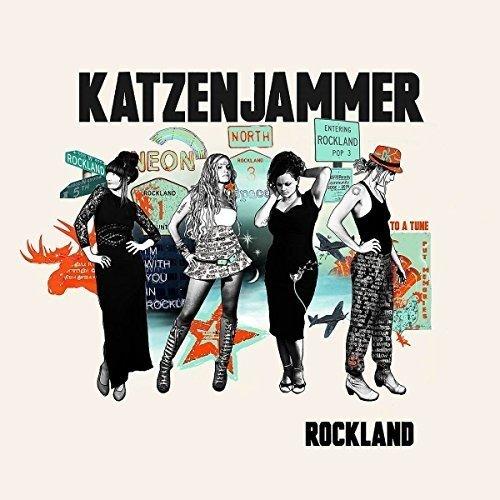 Vinilo : Katzenjammer - Rockland (Germany - Import)