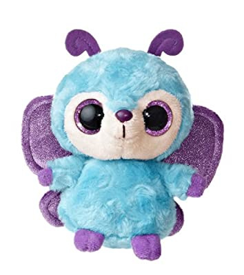 "Aurora World World YooHoo 5"" Plush, Wispee Butterfly from Aurora World Inc."