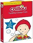 Caillou, Toddler Essentials: 5 Books...