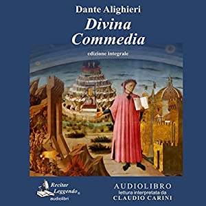 Divina Commedia [Divine Comedy] Audiobook